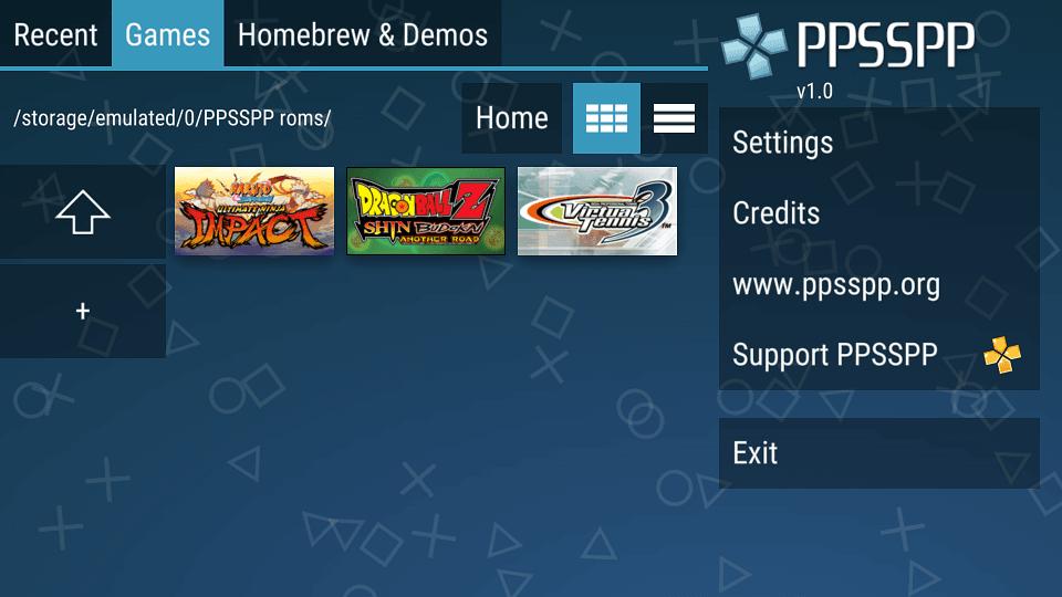 selecting game