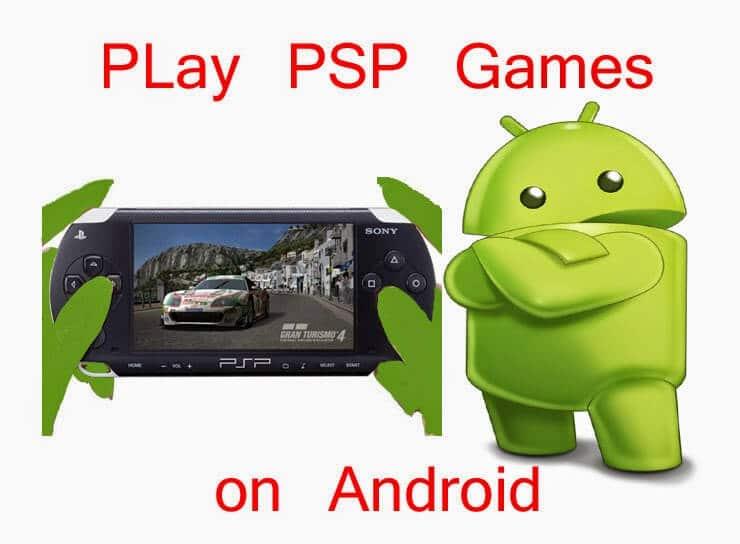Эмулятор PSP для Android - YouTube