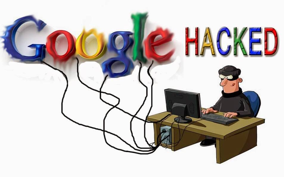 hack google using google dorks