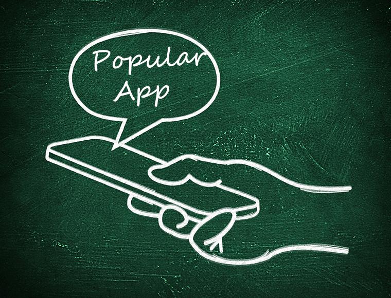 maintain app popularity