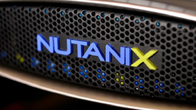 Nutanix-hyperconvergence